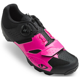 Giro Cylinder Shoes Women bright pink/black